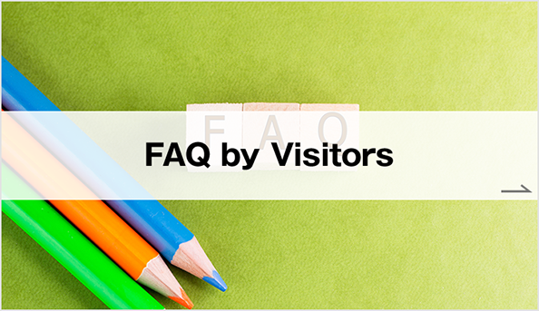 FAQ by Visitors