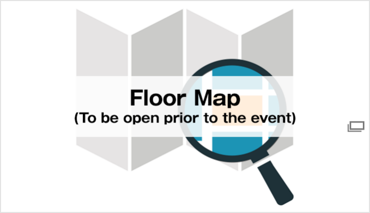 Floor Map (To be open prior to the event)